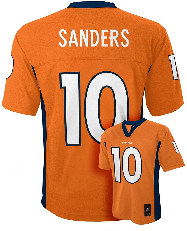 Emmanuel Sanders Denver Broncos Orange NFL Infants Home Replica Jersey
