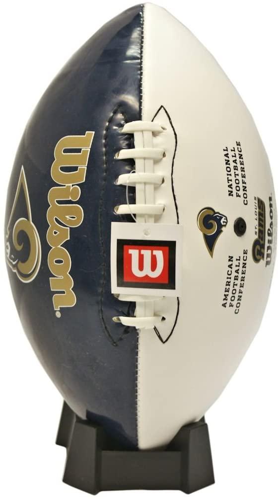 Wilson NFL Team Logo Footballs