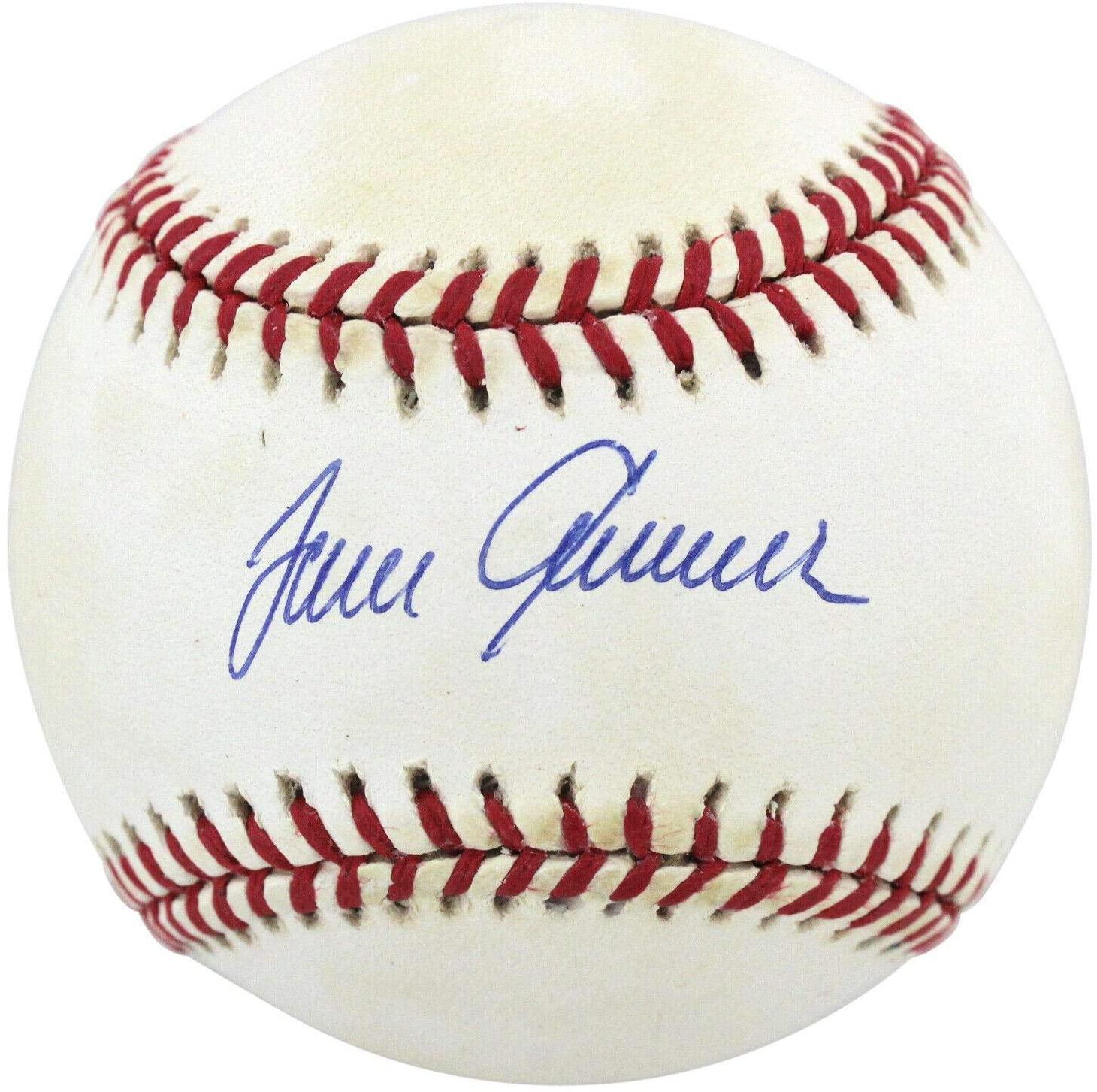 Tom Seaver Autographed Ball - Coleman Onl BAS #H87700 - Beckett Authentication - Autographed Baseballs