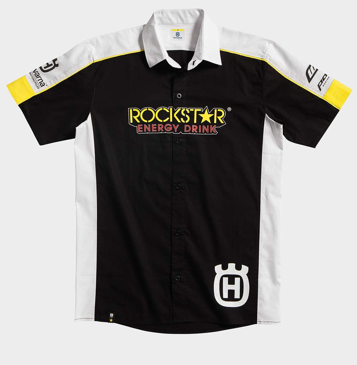 HUSQVARNA ROCKSTAR REPLICA TEAM SHIRT (L) 3RS1896104