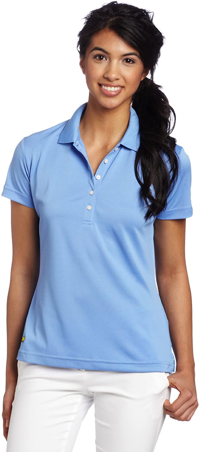 Jack Nicklaus Women's Cool Plus Pique Short Sleeve Polo