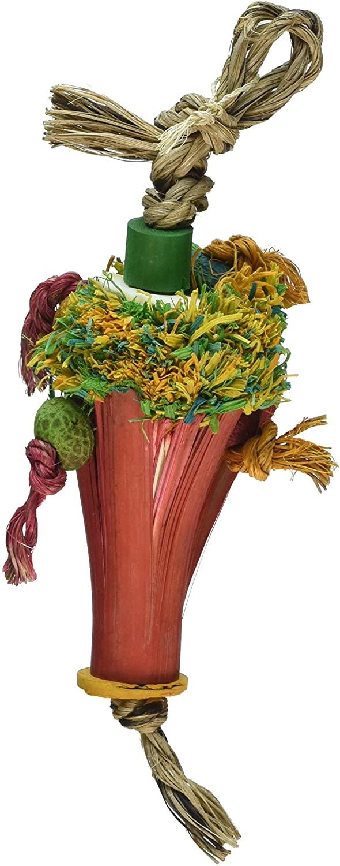 Planet Pleasures Snow Cone Bird Toy
