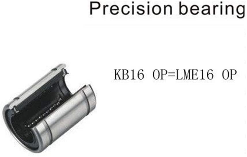 唐铭鲆544162 LME16 OP (5 PCS) Linear Motion Bearings 16MM LME16OP Ball Bearing Bushing 162636 mm Precision Linear Bearings