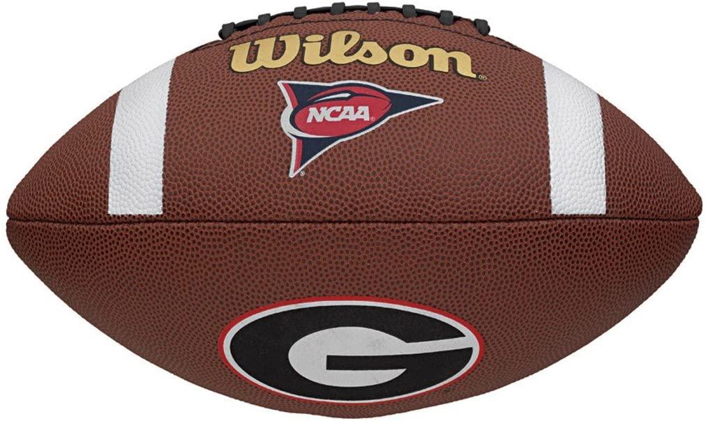 Wilson Georgia College Composite Football