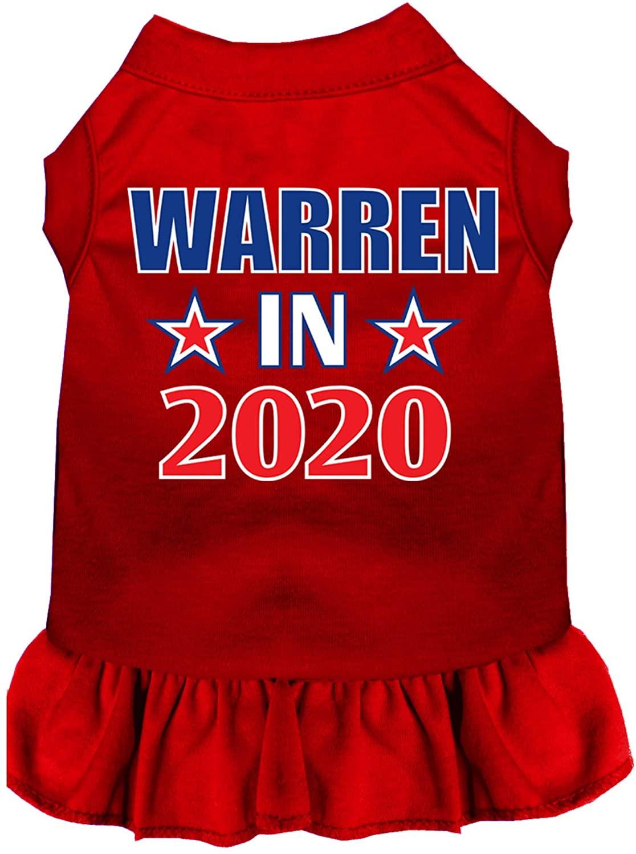Mirage Pet Product Warren in 2020 Screen Print Dog Dress Red XS