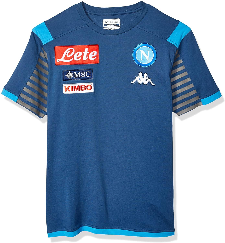 Ssc Napoli Italian Serie A Mens Representation t-Shirt 2019/2020