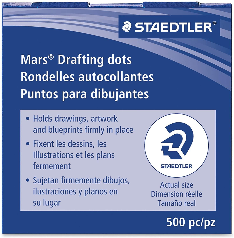 Staedtler Mars Drafting Dots, 500 pc/pz