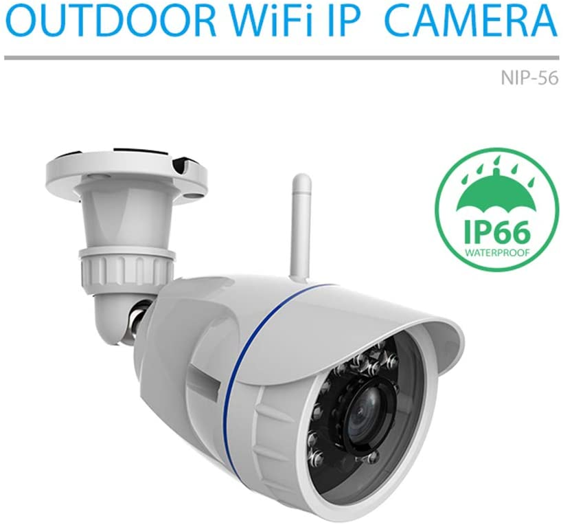 redcolourful Smart N-E-O Mini Waterproof WiFi Outdoor 64G Alarm Trigger Local Memory IP Camera European regulations Products