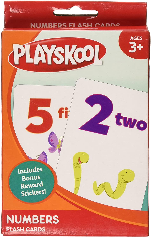 Playskool Alphabet 36 Flash Cards