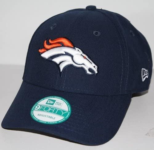 New Era Denver Broncos 9Forty NFL The League Adjustable Hat - Navy