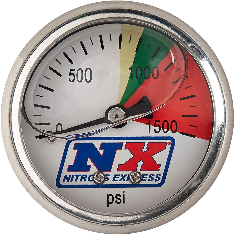 Nitros Express 15509 Nitrous Pressure Gauge -4