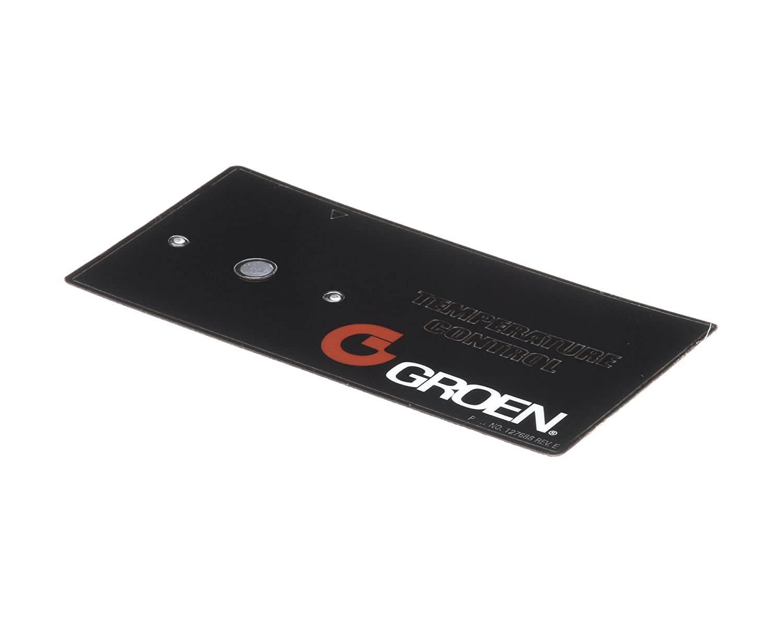 Groen 127688 Main Body Control, Overlay