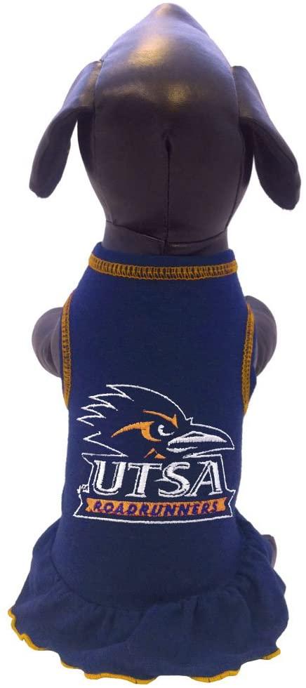 NCAA Texas San Antonio Roadrunners Cheerleader Dog Dress