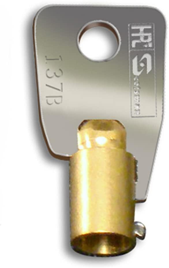 KONE Corporation | Tubular Elevator Key – Floor Lockout - (KONE5)