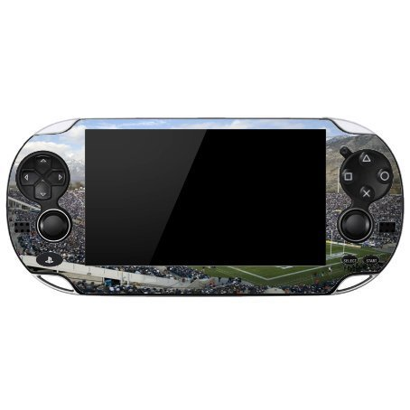 College Football Stadiums Playstation Vita Vinyl Decal Sticker Skin by Compass Litho by Compass Litho