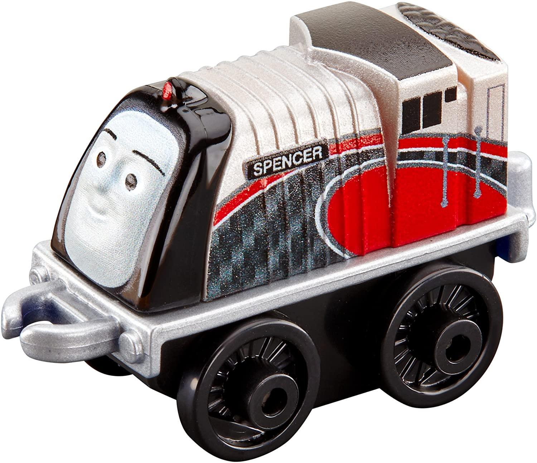 Thomas the Train Minis - Racing Spencer
