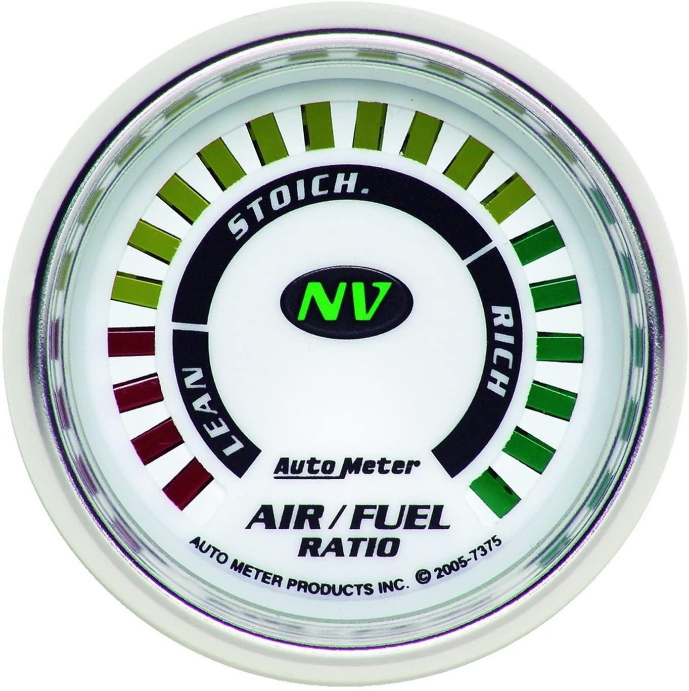 Auto Meter 7375 NV Digital Air / Fuel Pressure Gauge