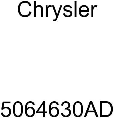Genuine Chrysler 5064630AD Radio Stack