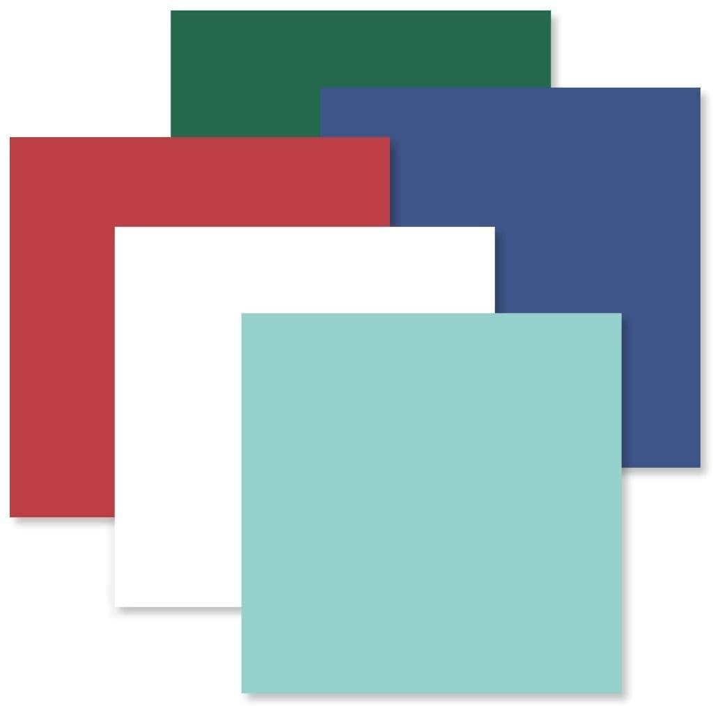Creative Memories Strawberry Leaves NSD 2020 12x12 Cardstock Scrapbook & Card Making Paper Sampler (10/pk)