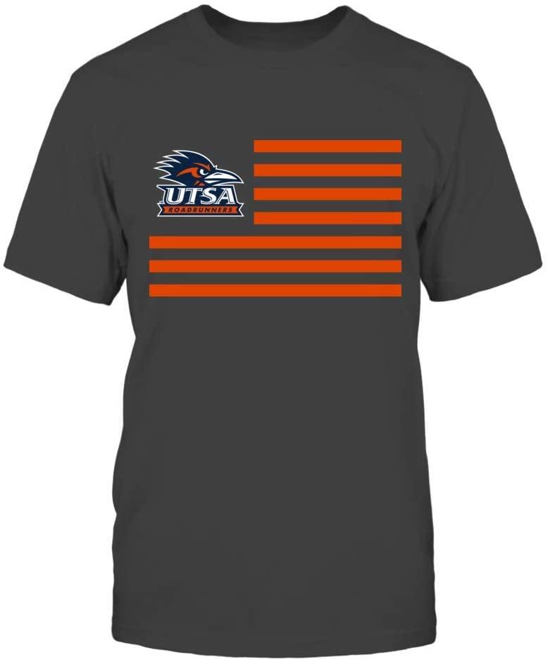 FanPrint UTSA Roadrunners T-Shirt - & Stripes