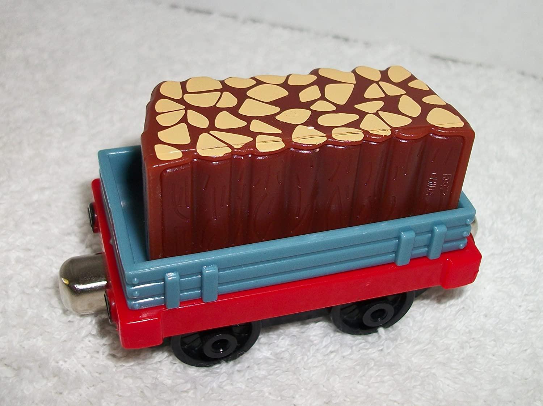 Learning Curve Firewood Train Car