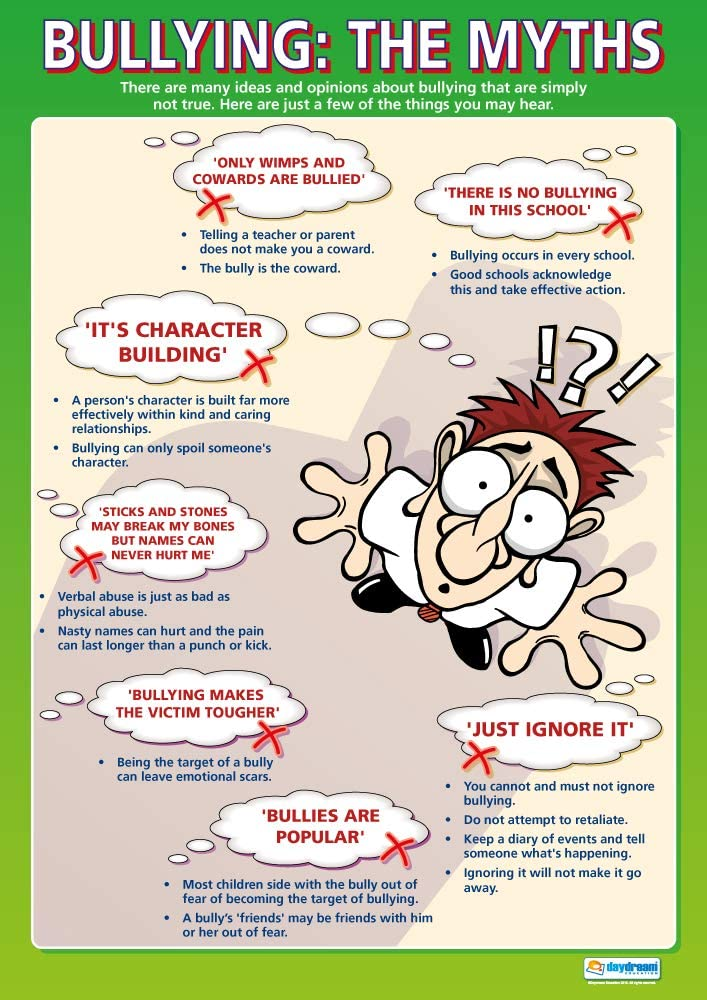 """Bullying: The Myths 