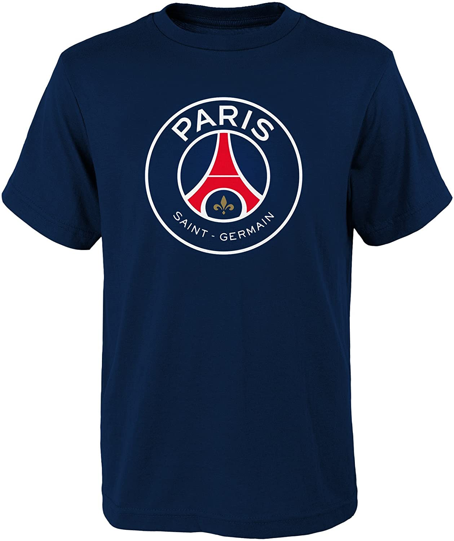 International Soccer Kids & Youth Boys Team Logo Short Sleeve Tee