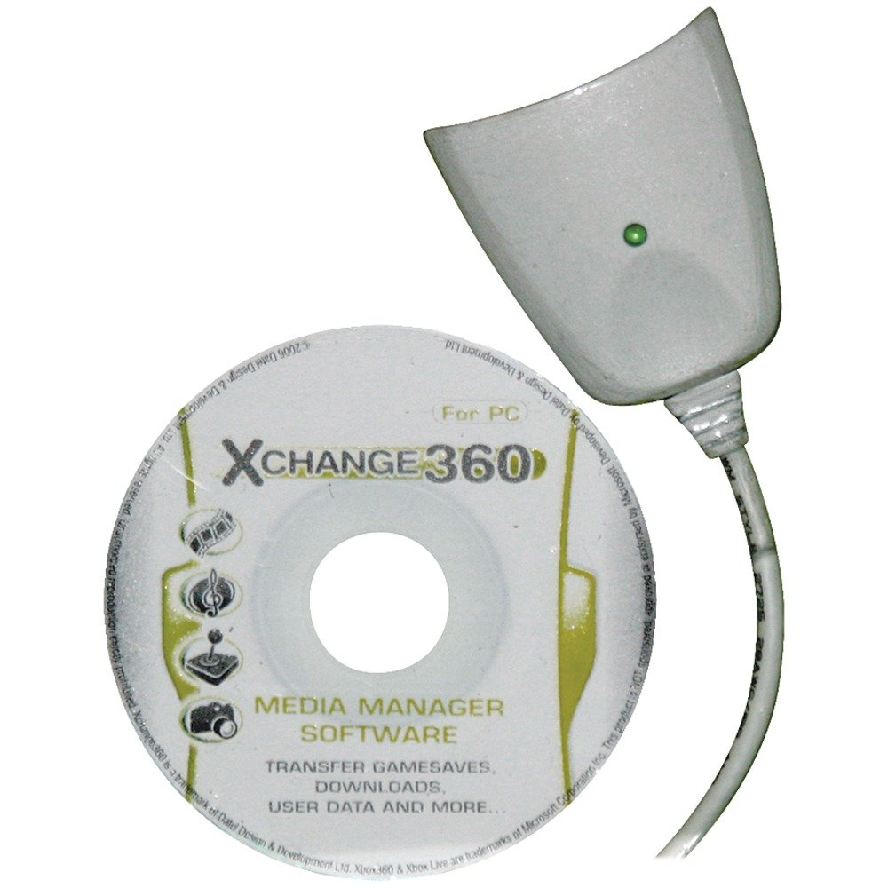 Transfer Kit for Xbox 360 (Transfer Saves from Memory Unit/Card to PC)