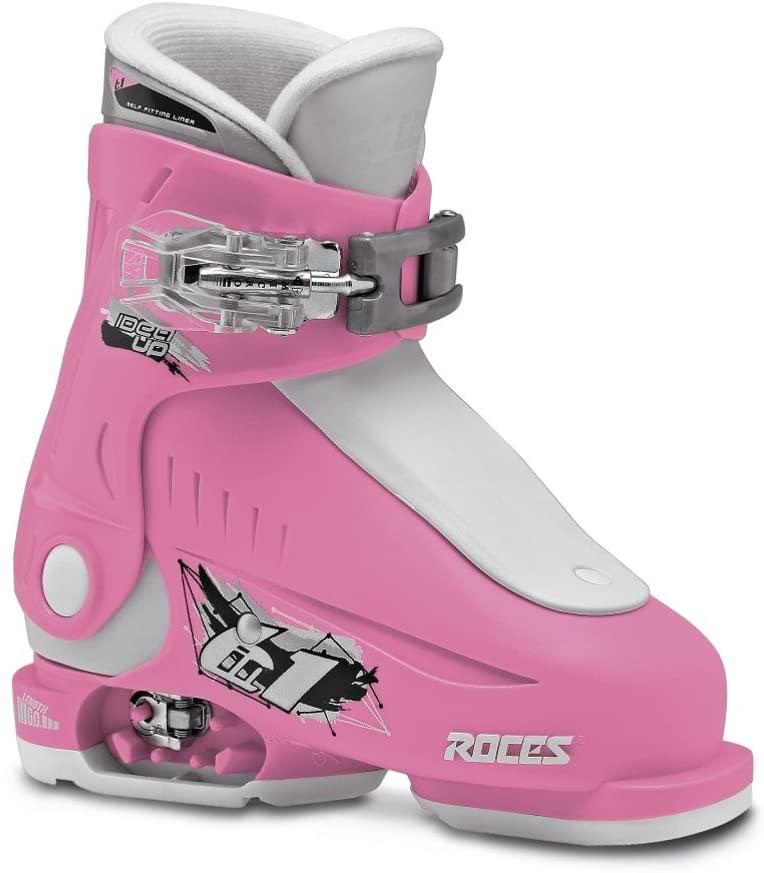 Roces Idea Up G Girls Ski Boots 2016 - 1618/Deep Pink