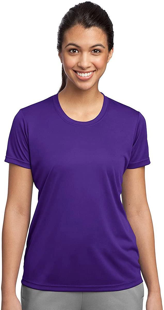 Sport-Tek Women's PosiCharge Competitor Tee 3XL Purple