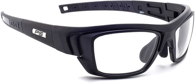 Leaded Glasses Radiation Protective Eyewear RG-Y136-BK