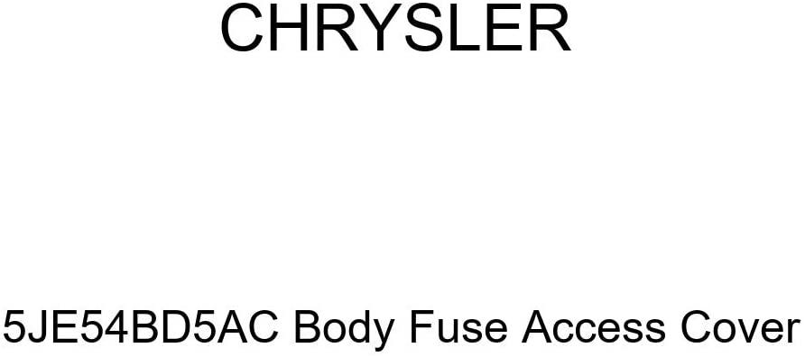 Genuine Chrysler 5JE54BD5AC Body Fuse Access Cover