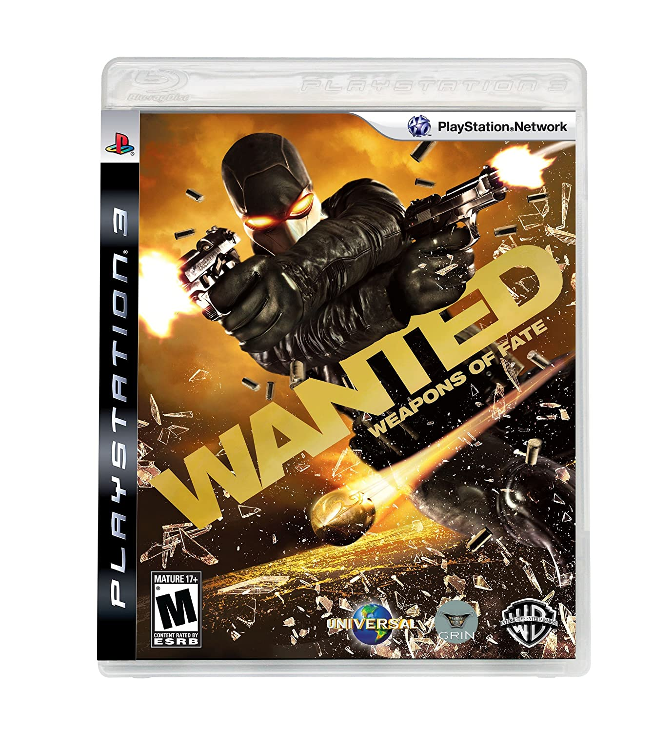 Wanted: Weapons of Fate - Playstation 3