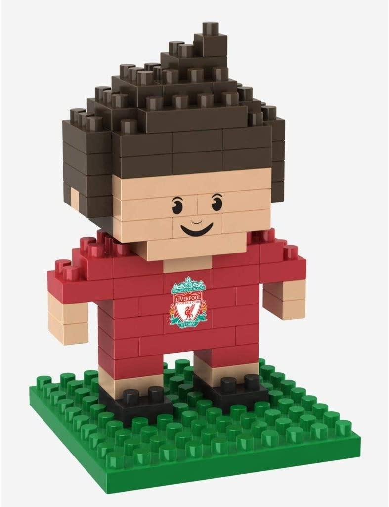 BRXLZ Liverpool 3D Player Construction Kit (82 Pieces)