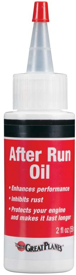 Great Planes After Run Engine Oil, 2-Ounce