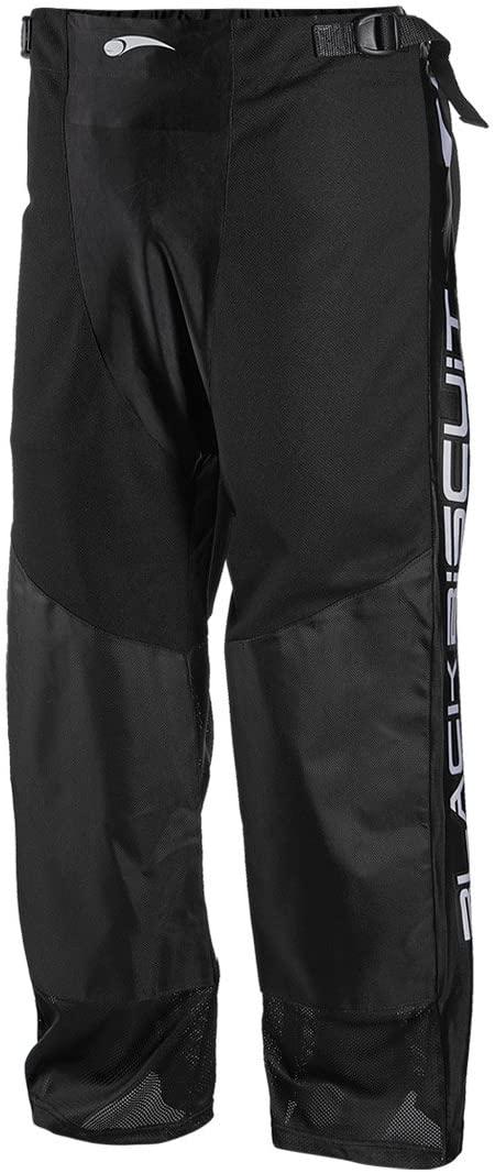 """Black Biscuit 3100 """"Playa"""" Junior Inline Hockey Pant- Black/Black"""