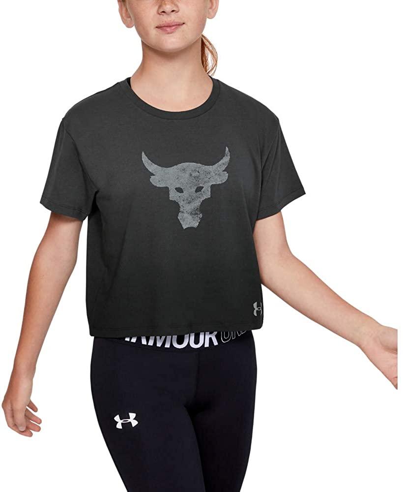 Under Armour Girls Rock Graphic T-Shirt