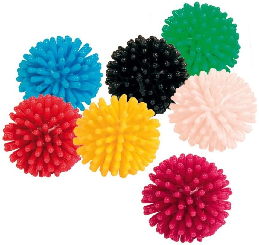 Trixie 120 Hedgehog Balls, Vinyl