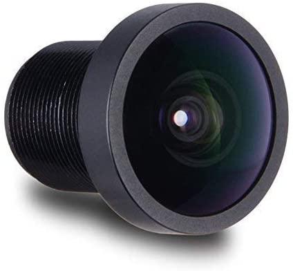 Vicdozia 2.5mm Replacement 170 Degree Wide Angle Camera DV Lens for GoPro HD Hero, Hero 2, SJCAM SJ4000 SJ5000, HS1177 Runcam Swift FPV Cameras