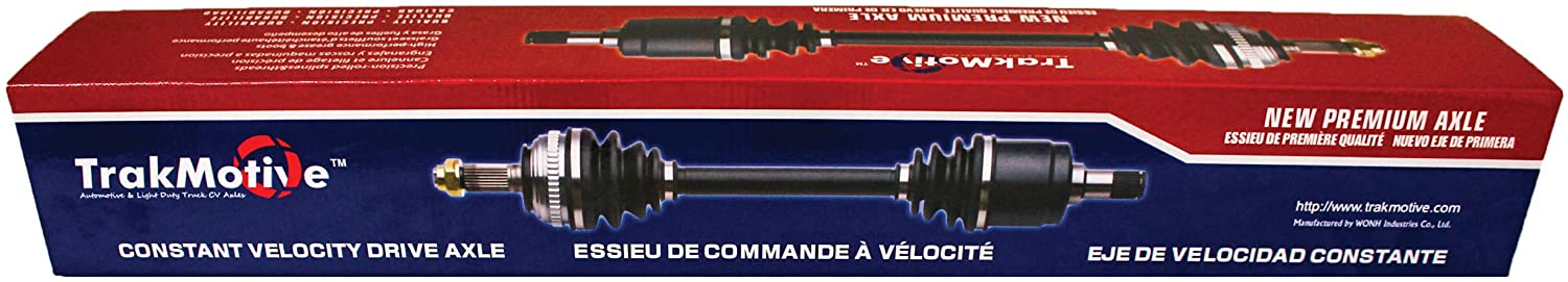 SurTrack TO-8212 CV Axle Shaft