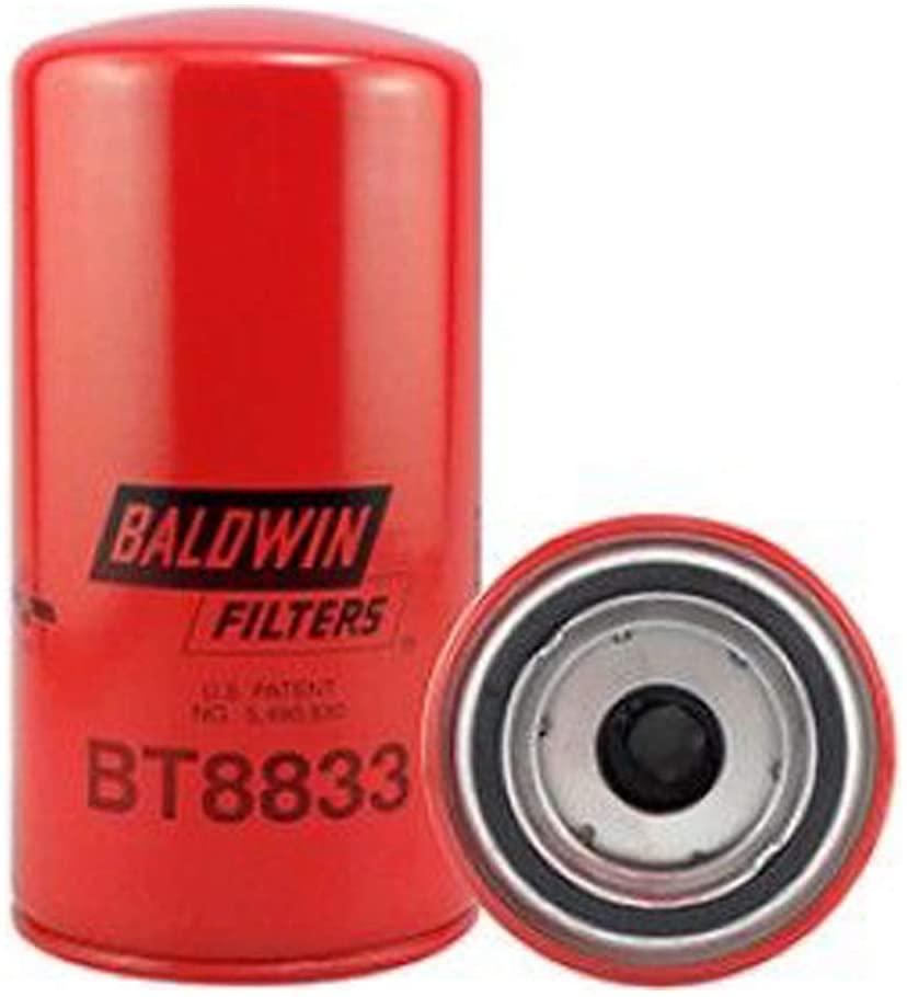 Baldwin BT8833 Hydraulic Transmission Spin-On Filter