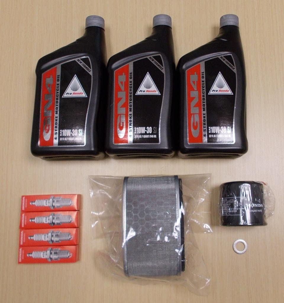 New 2004-2013 Honda VT 750 VT750 Shadow OE Complete Oil Service Tune-Up Kit