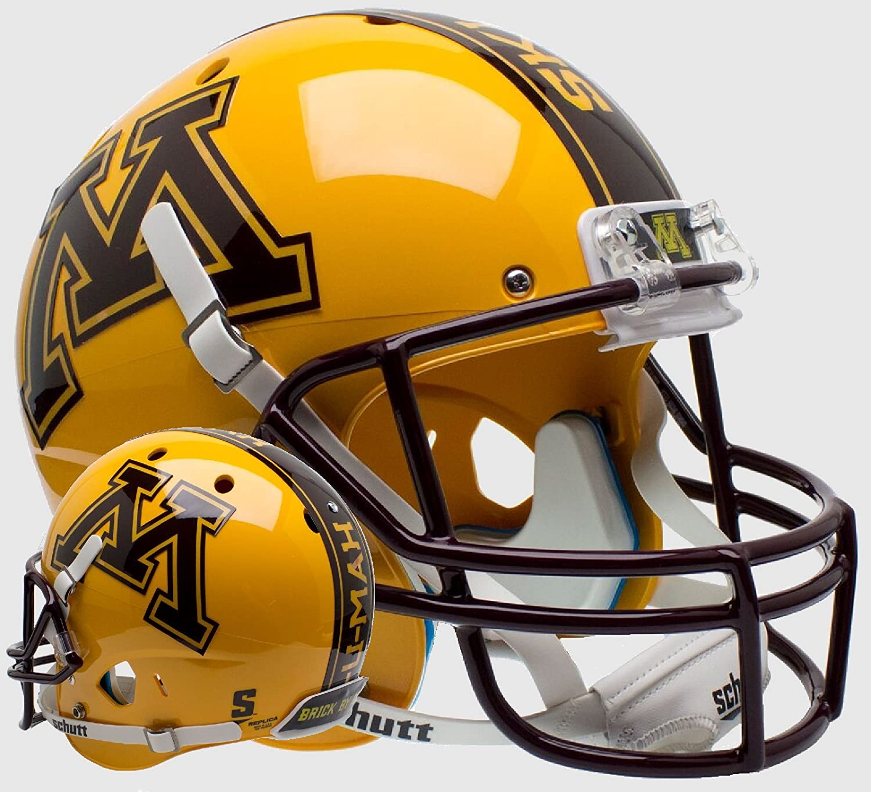 Schutt NCAA Minnesota Golden Gophers Replica XP Football Helmet