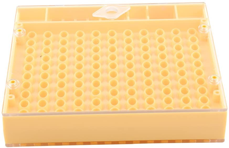 GLOGLOW 155Pcs Beekeeping Supplies Queen Cages, Plastic Beekeeping Equipment Durable Queen Rearing Cell Cups Bee Cultivating Box Beekeeper Tool