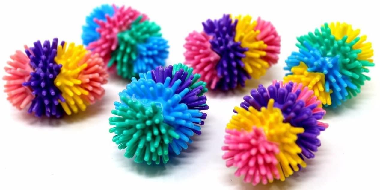 Bonka Bird Toys 37133 Spiky Egg Foot Talon Toys