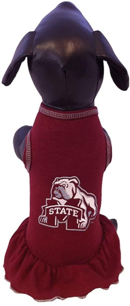 NCAA Mississippi State Bulldogs Cheerleader Dog Dress