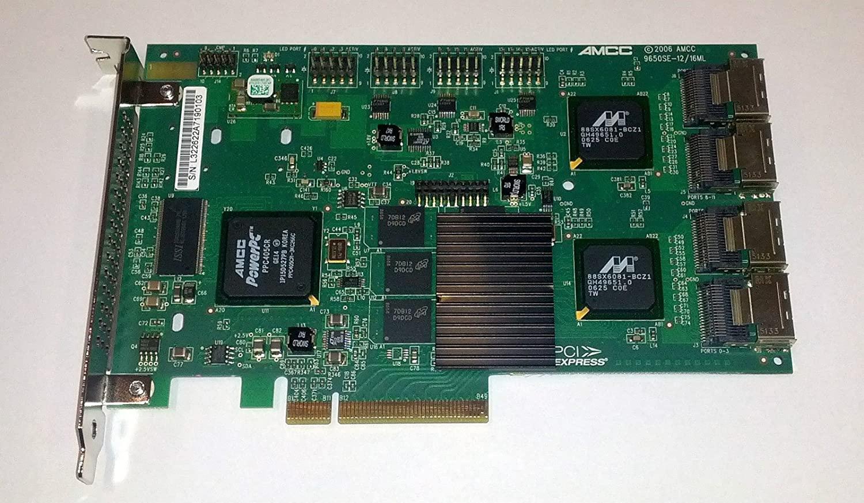 LSI 3WARE 9650SE-16ML MULTI-LANE INTERNAL SATA II HARDWARE RAID CONTROLLER CARD 9650SE-16ML