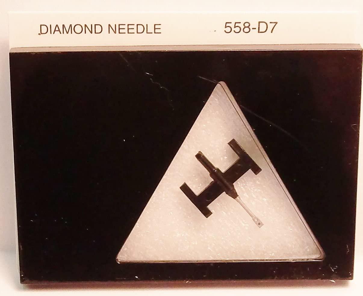 Durpower Phonograph Record Player Turntable Needle For Nivico ST-51, Sharp STY-132, Sanyo ST-170, Sanyo STG-5, Toshiba N-40C, Toshiba SM-2880