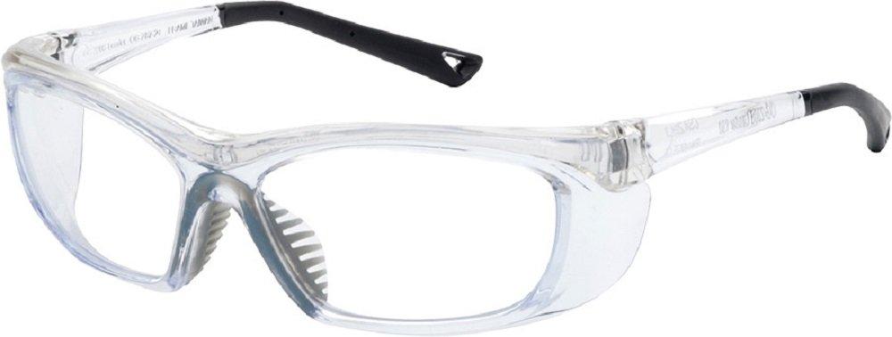OnGuard Safety Eyewear OG 220S Nylon Frames Goggles Clear 58mm-15mm-135mm Large