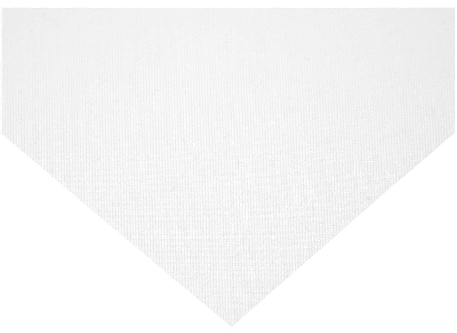 Nylon 6 Woven Mesh Sheet, Opaque Off-White, 12